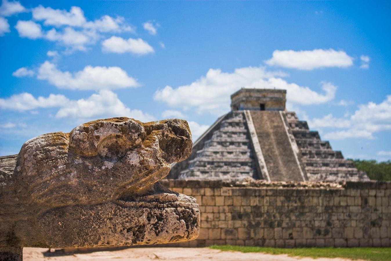sureste mexicano chichén itza