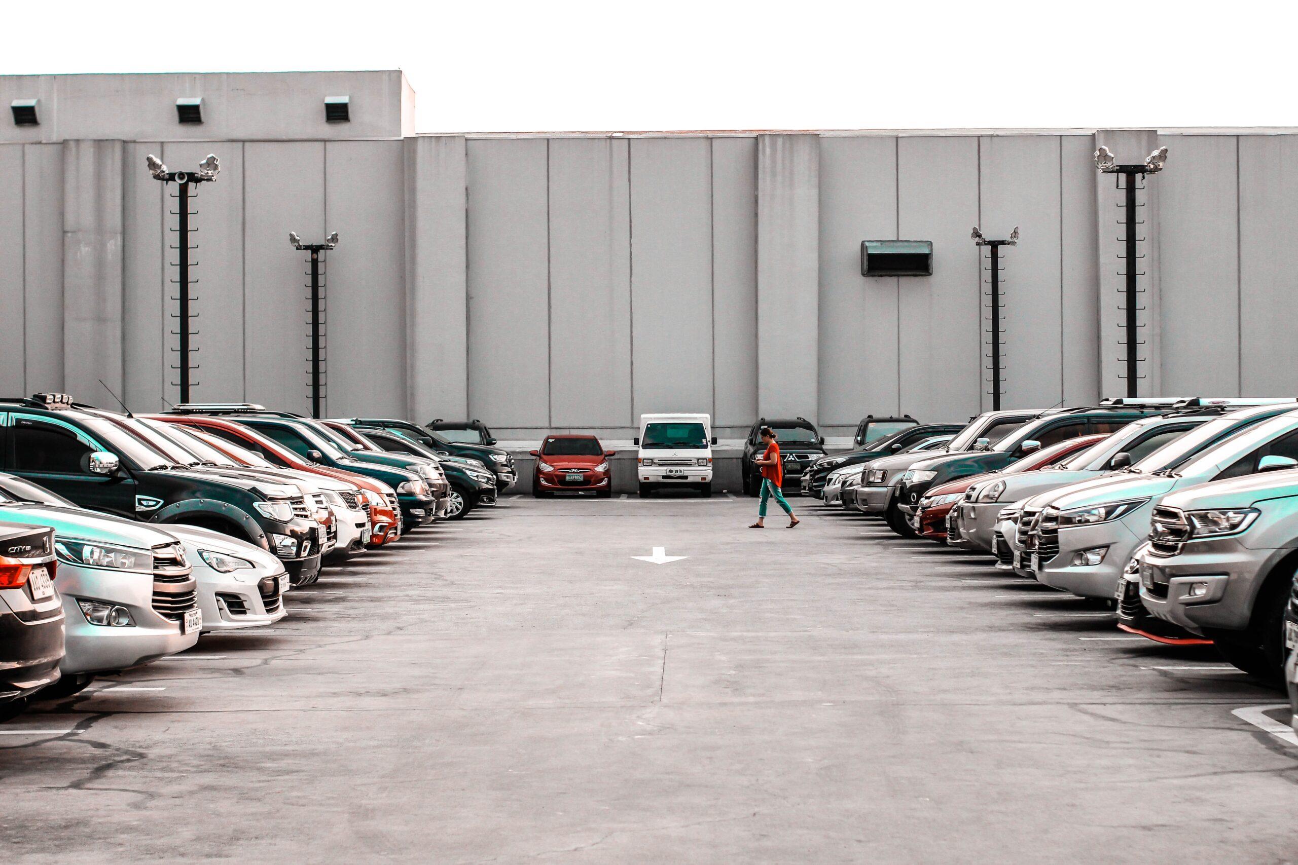 inversiones inmobiliarias - estacionamiento
